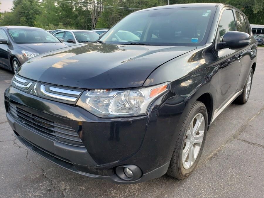 Used Mitsubishi Outlander 4WD 4dr SE 2014 | ODA Auto Precision LLC. Auburn, New Hampshire