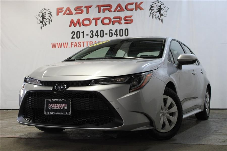 Used Toyota Corolla L 2020   Fast Track Motors. Paterson, New Jersey