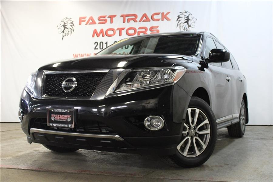 Used Nissan Pathfinder SL AWD 2015   Fast Track Motors. Paterson, New Jersey