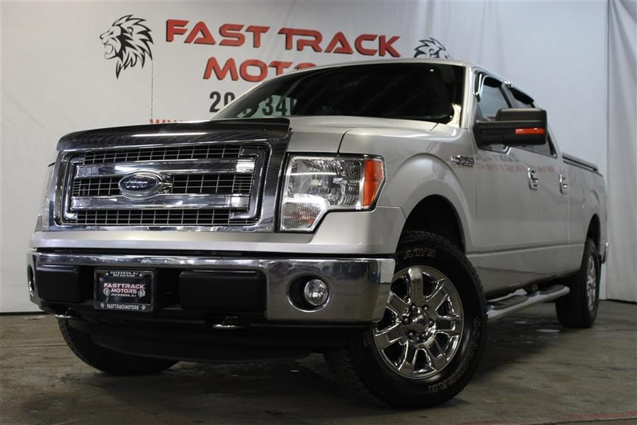 Used Ford F150 XLT SUPERCREW XTR 4X4 2014 | Fast Track Motors. Paterson, New Jersey