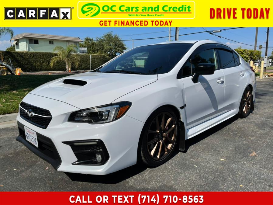 Used 2020 Subaru WRX in Garden Grove, California | OC Cars and Credit. Garden Grove, California