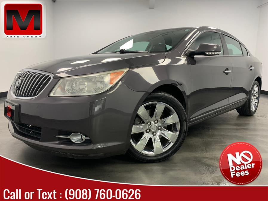 Used Buick LaCrosse 4dr Sdn Premium 1 FWD 2013   M Auto Group. Elizabeth, New Jersey