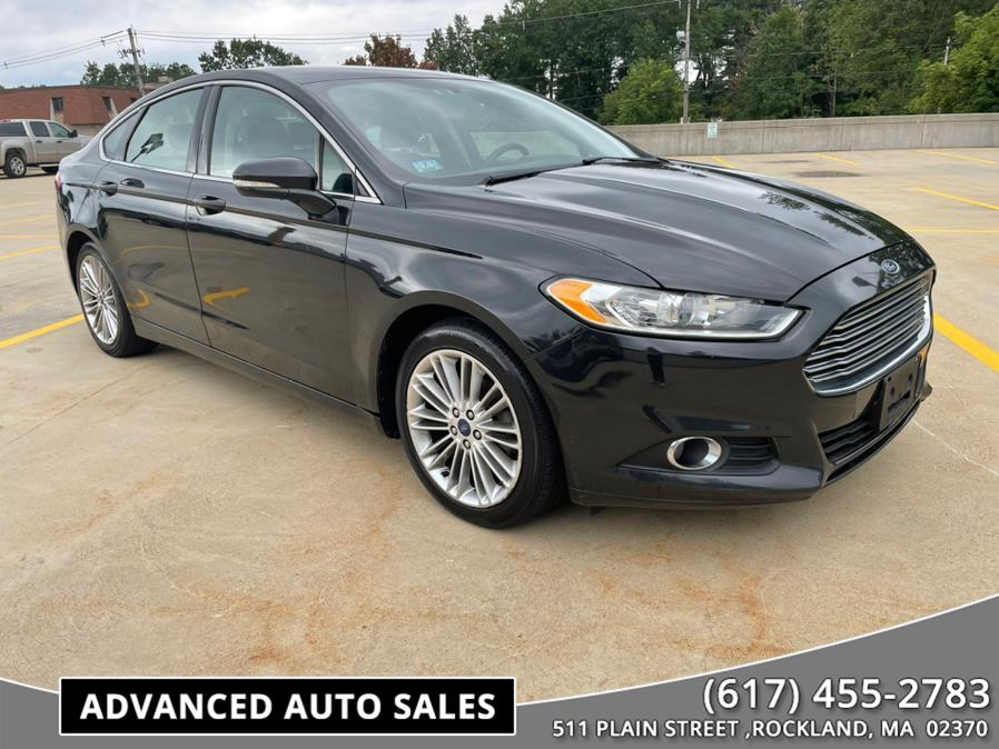 Used 2013 Ford Fusion in Rockland, Massachusetts | Advanced Auto Sales. Rockland, Massachusetts