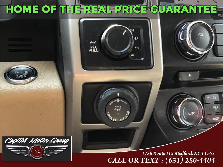 Used Ford F-150 XL 4WD SuperCrew 5.5'' Box 2018 | Capital Motor Group Inc. Medford, New York