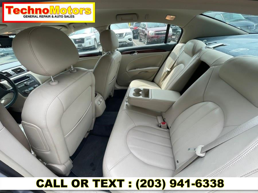 Used Buick Lucerne 4dr Sdn CXL V8 2006   Techno Motors . Danbury , Connecticut