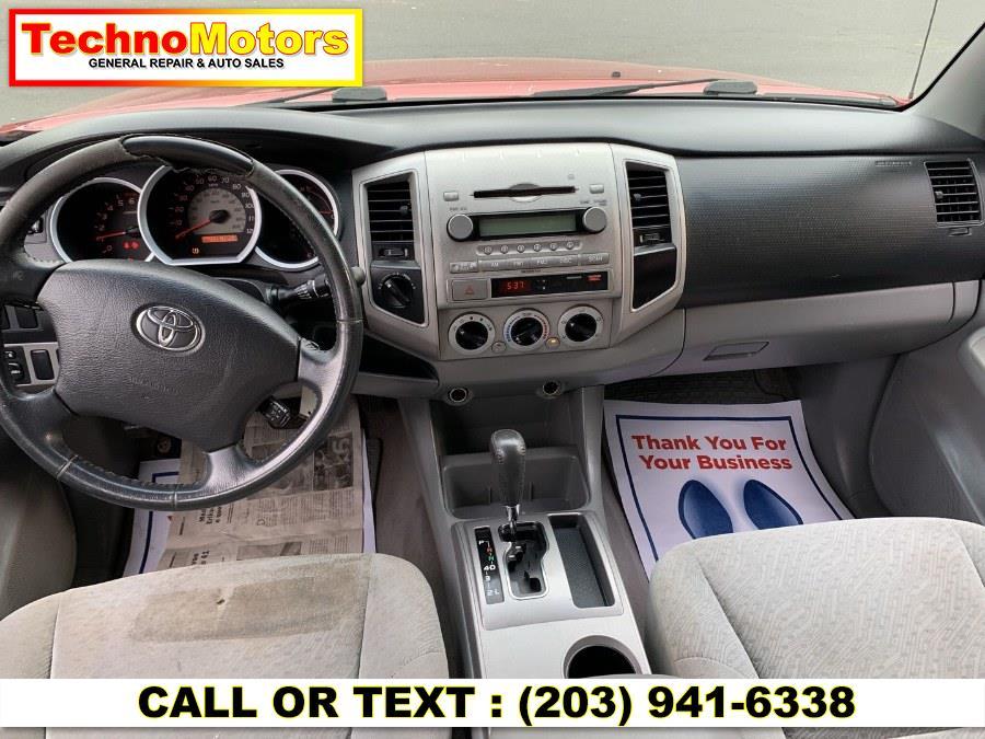 Used Toyota Tacoma 4WD Dbl V6 MT (Natl) 2008 | Techno Motors . Danbury , Connecticut