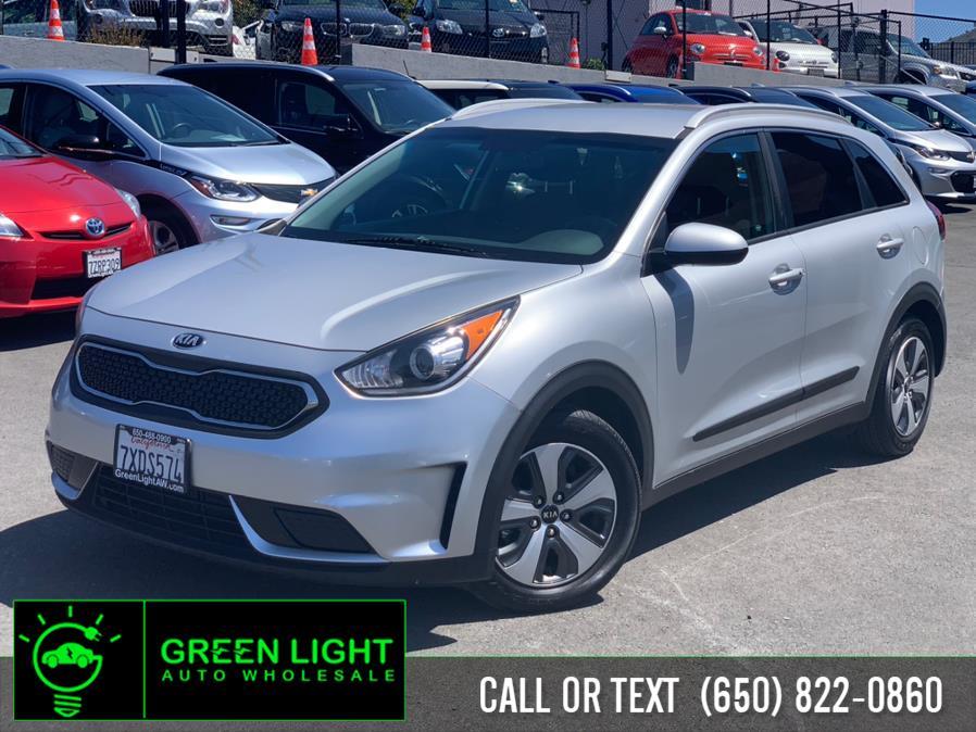 Used Kia Niro LX Hybrid 2017 | Green Light Auto Wholesale. Daly City, California