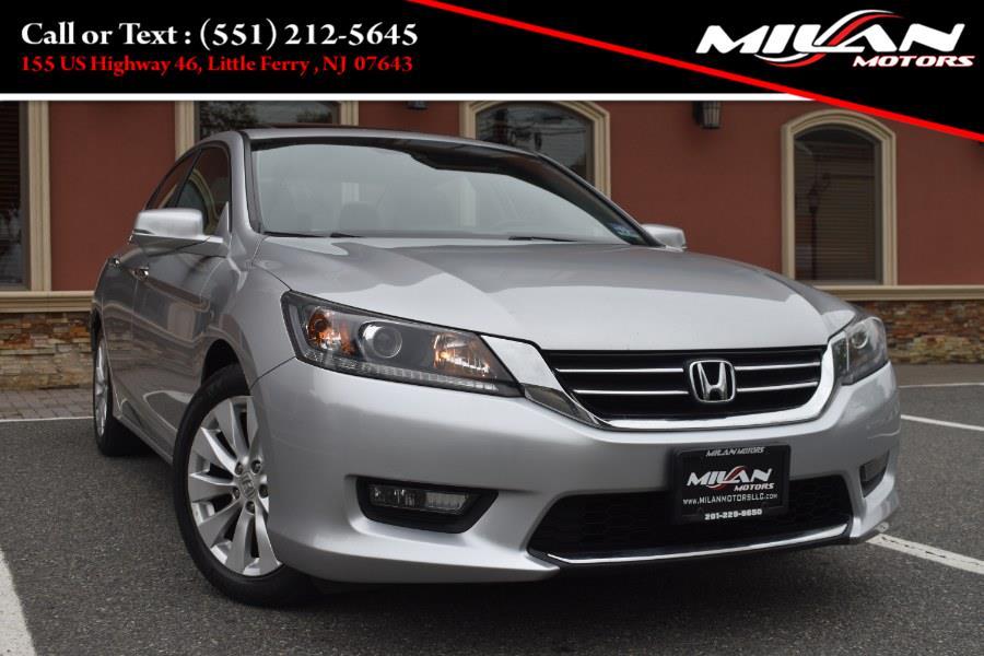 Used Honda Accord Sedan 4dr I4 CVT EX 2014 | Milan Motors. Little Ferry , New Jersey