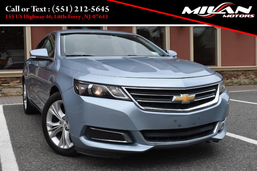 Used Chevrolet Impala 4dr Sdn LT w/2LT 2014 | Milan Motors. Little Ferry , New Jersey