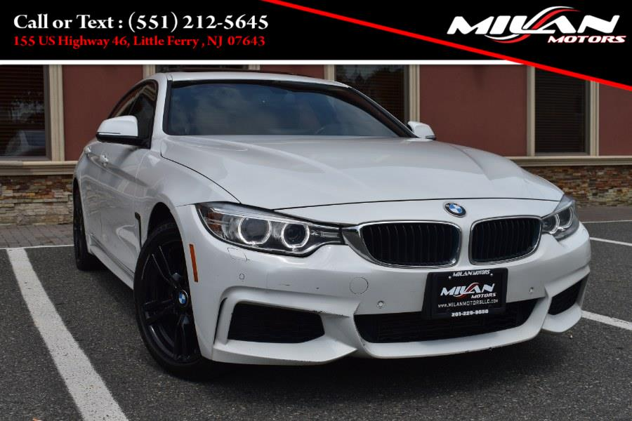 Used BMW 4 Series 4dr Sdn 428i xDrive AWD Gran Coupe SULEV 2015 | Milan Motors. Little Ferry , New Jersey