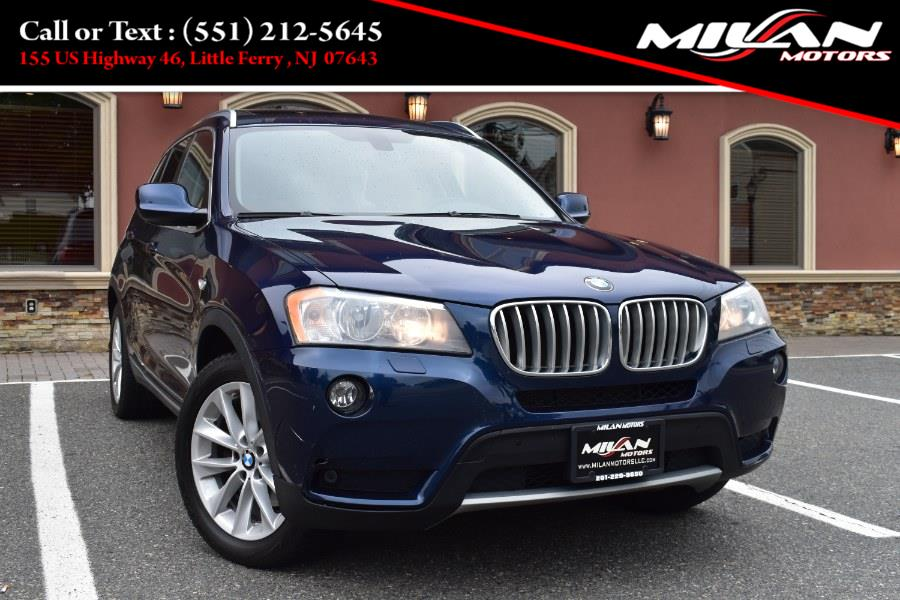 Used BMW X3 AWD 4dr xDrive28i 2014 | Milan Motors. Little Ferry , New Jersey