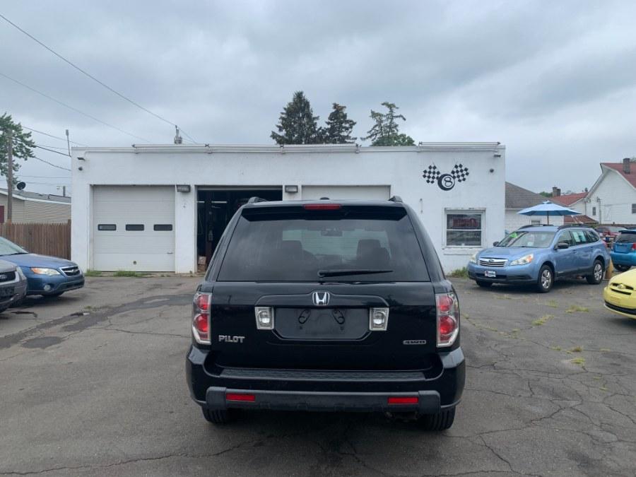 Used Honda Pilot 4WD 4dr EX-L 2007 | CT Car Co LLC. East Windsor, Connecticut