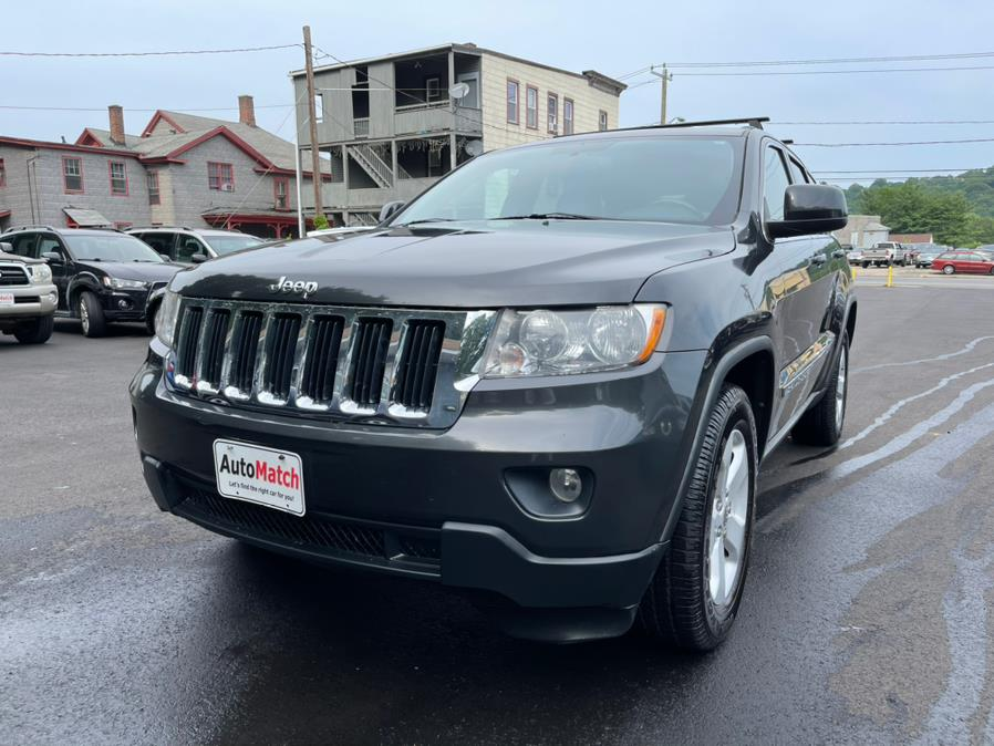 Used Jeep Grand Cherokee 4WD 4dr Laredo 2011 | Auto Match LLC. Waterbury, Connecticut