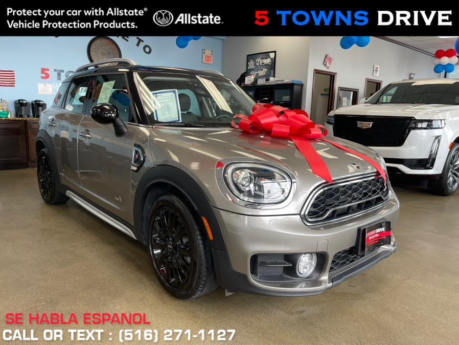 Used MINI Countryman Cooper S ALL4 2019 | 5 Towns Drive. Inwood, New York
