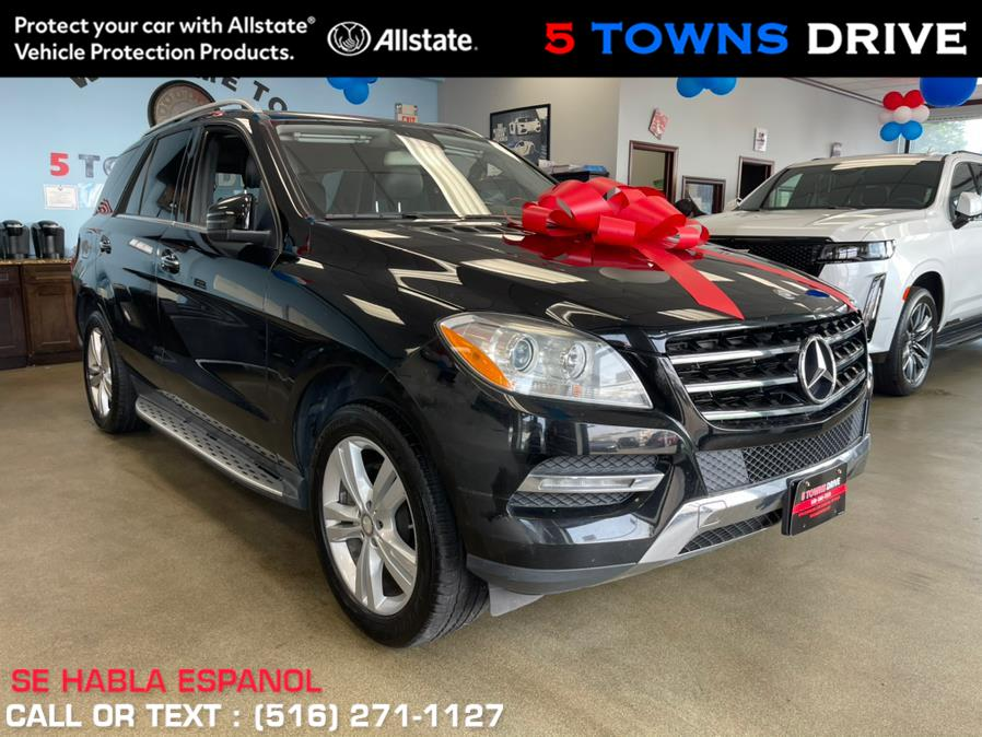 Used Mercedes-Benz M-Class RWD 4dr ML 350 2013 | 5 Towns Drive. Inwood, New York