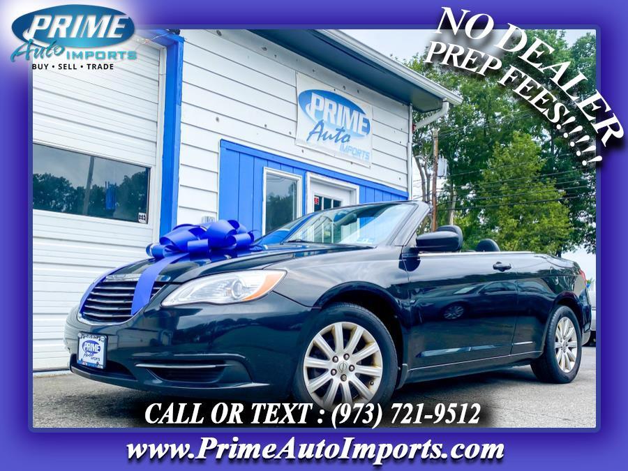 Used 2011 Chrysler 200 in Bloomingdale, New Jersey | Prime Auto Imports. Bloomingdale, New Jersey