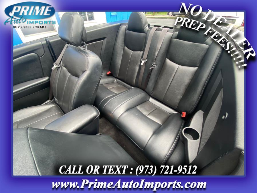 Used Chrysler 200 2dr Conv Touring 2011 | Prime Auto Imports. Bloomingdale, New Jersey