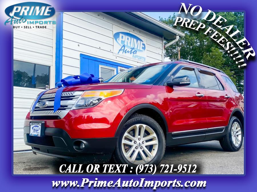 Used 2013 Ford Explorer in Bloomingdale, New Jersey | Prime Auto Imports. Bloomingdale, New Jersey