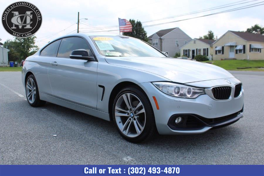Used BMW 4 Series 2dr Cpe 428i xDrive AWD 2015 | Morsi Automotive Corp. New Castle, Delaware