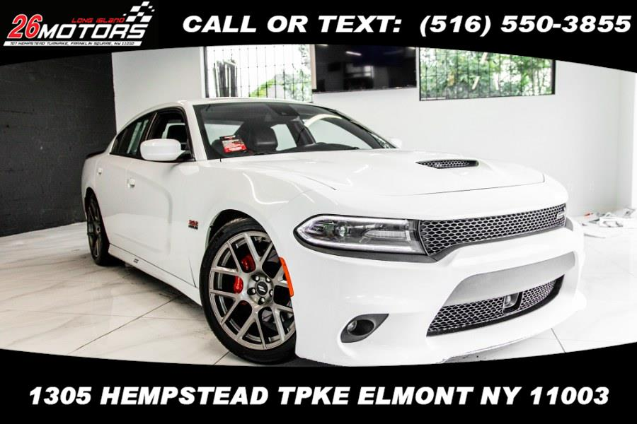 Dodge Charger R/T Scat Pack R/T Scat Pack RWD 2018