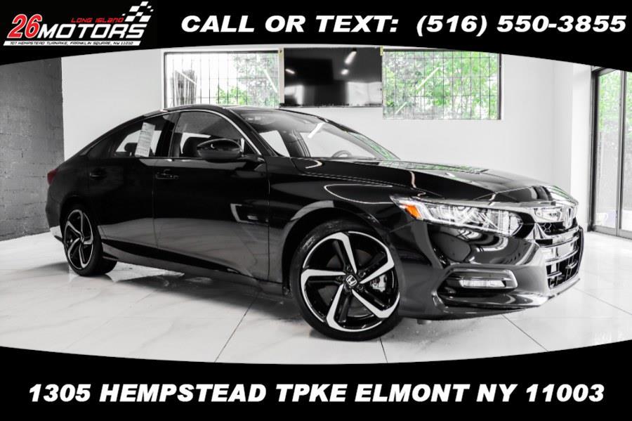 Used Honda Accord Sedan Sport 1.5T CVT 2020   26 Motors Long Island. ELMONT, New York