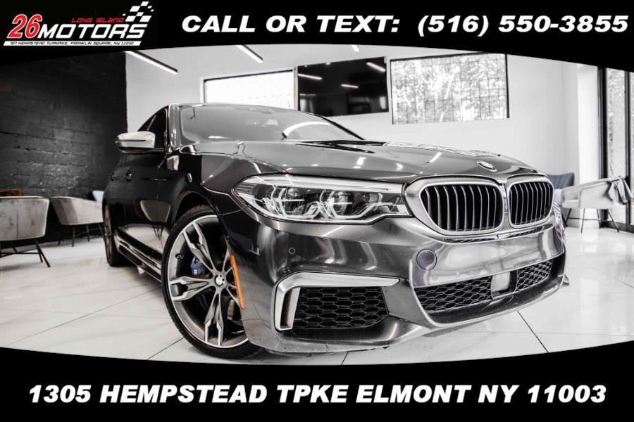 Used BMW 5 Series M550i xDrive Sedan 2018 | 26 Motors Long Island. ELMONT, New York