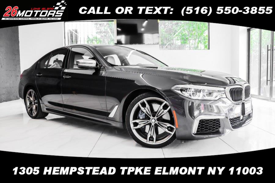 Used BMW 5 Series ///M Sport Package M550i xDrive Sedan 2018 | 26 Motors Corp. Bronx, New York