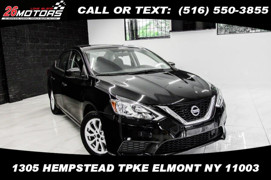 Used Nissan Sentra SV CVT 2018 | 26 Motors Corp. Bronx, New York