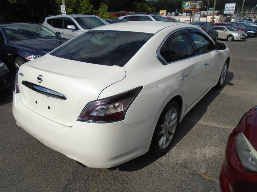 Used Nissan Maxima s 2014   Jim Juliani Motors. Waterbury, Connecticut
