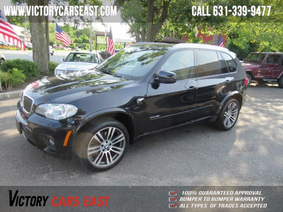 Used BMW X5 AWD 4dr 35i Sport Activity 2013 | Victory Cars East LLC. Huntington, New York