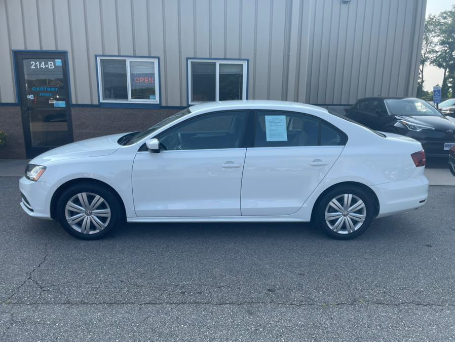 Used Volkswagen Jetta 1.4T S Auto 2017   Century Auto And Truck. East Windsor, Connecticut