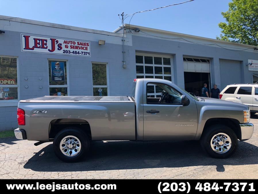 Used 2012 Chevrolet Silverado 1500 in North Branford, Connecticut | LeeJ's Auto Sales & Service. North Branford, Connecticut