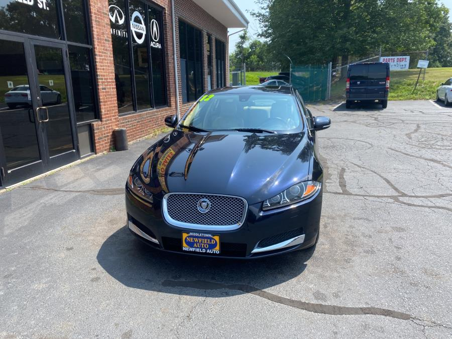 Used 2012 Jaguar XF in Middletown, Connecticut | Newfield Auto Sales. Middletown, Connecticut