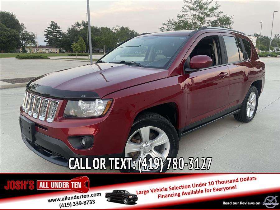 Used 2014 Jeep Compass in Elida, Ohio | Josh's All Under Ten LLC. Elida, Ohio