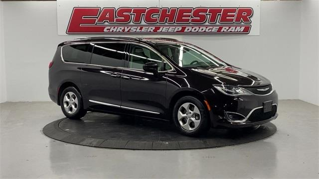Used Chrysler Pacifica Touring L Plus 2017 | Eastchester Motor Cars. Bronx, New York