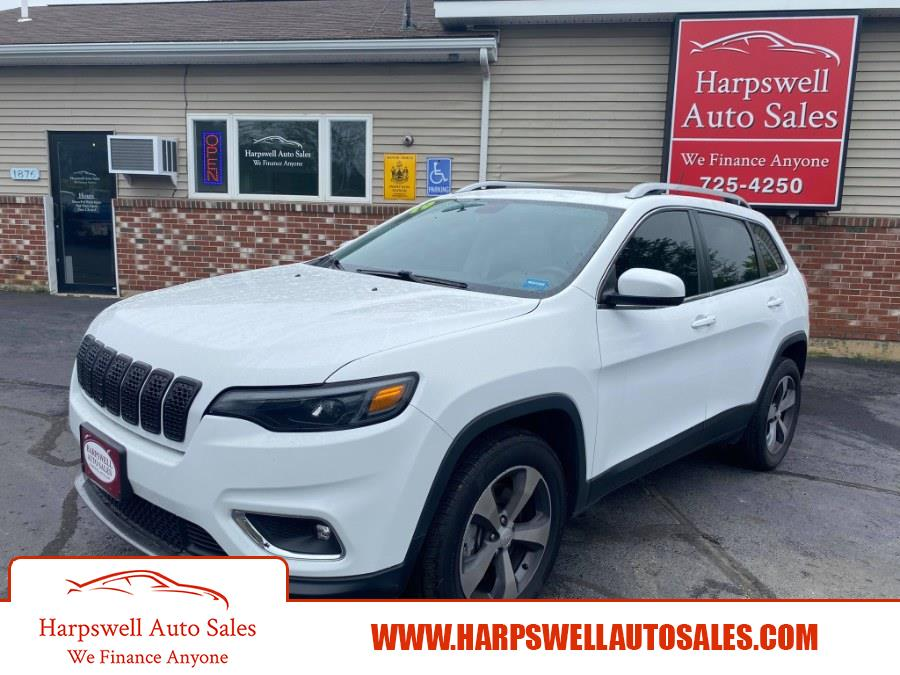 Used Jeep Cherokee Limited 4x4 2019 | Harpswell Auto Sales Inc. Harpswell, Maine