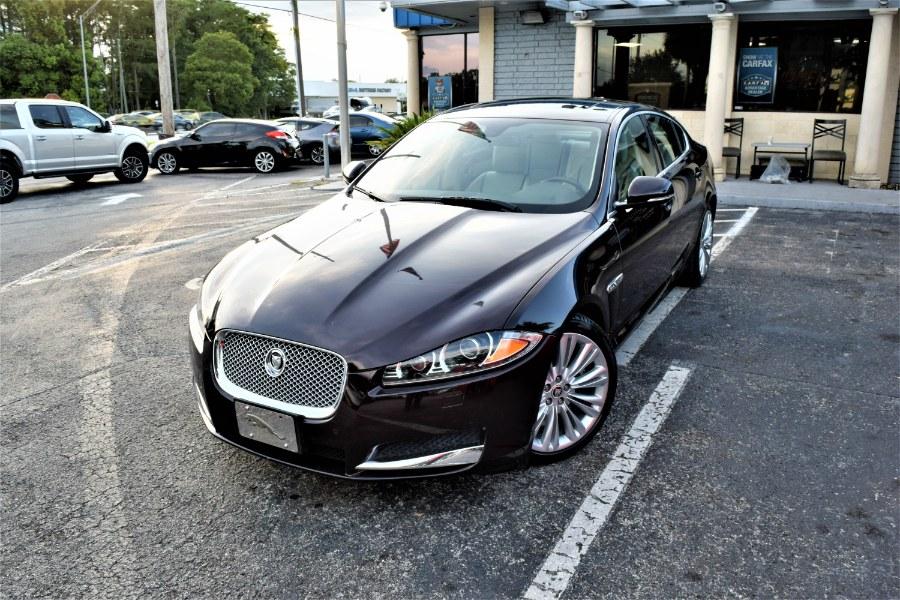 Used 2012 Jaguar XF in Winter Park, Florida | Rahib Motors. Winter Park, Florida