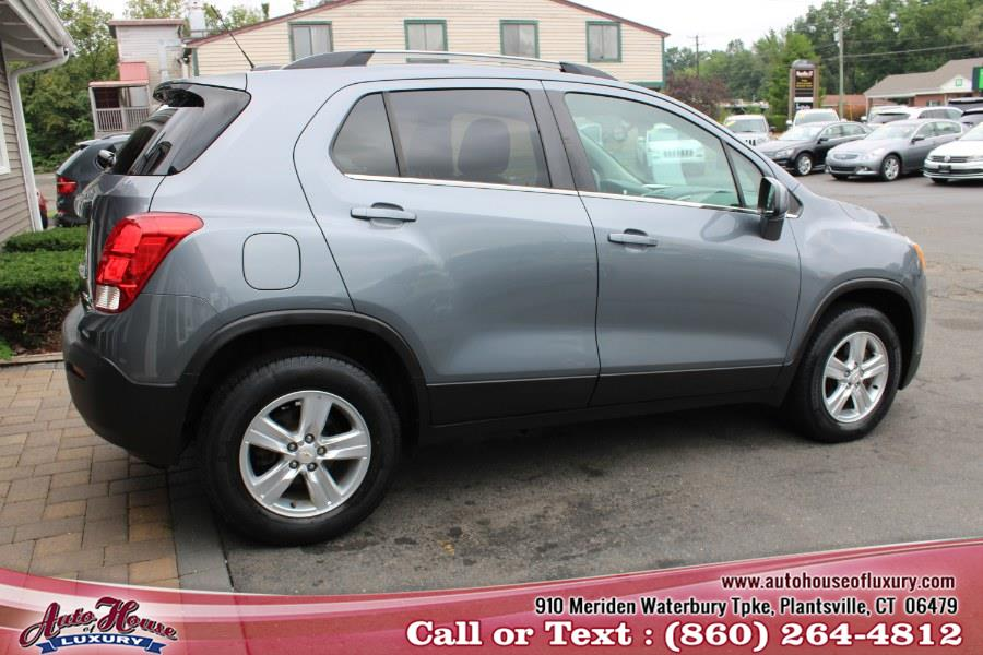 Used Chevrolet Trax AWD 4dr LT 2015 | Auto House of Luxury. Plantsville, Connecticut