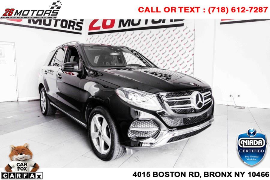 Used Mercedes-Benz GLE GLE 350 4MATIC SUV 2018   26 Motors Corp. Bronx, New York