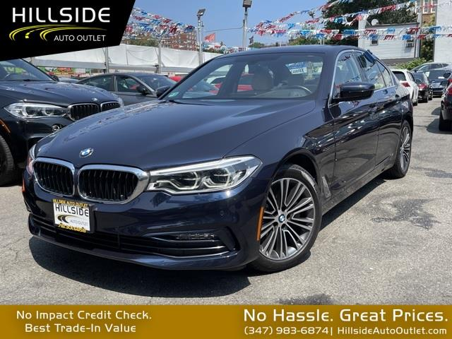 Used BMW 5 Series 540i xDrive 2017 | Hillside Auto Outlet. Jamaica, New York