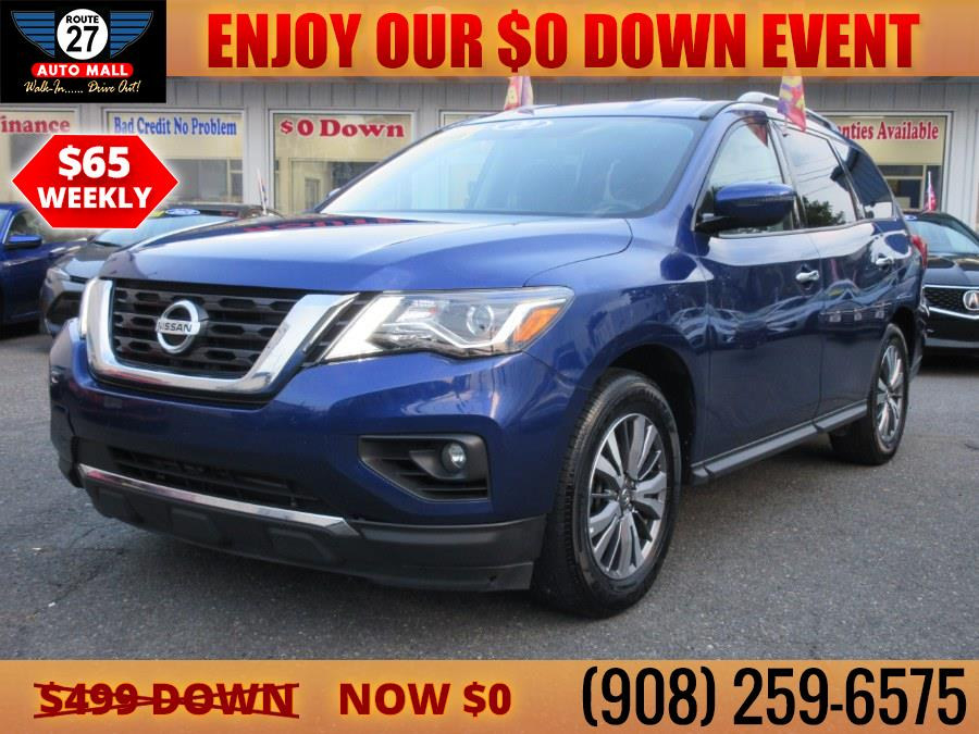 Used 2020 Nissan Pathfinder in Linden, New Jersey   Route 27 Auto Mall. Linden, New Jersey