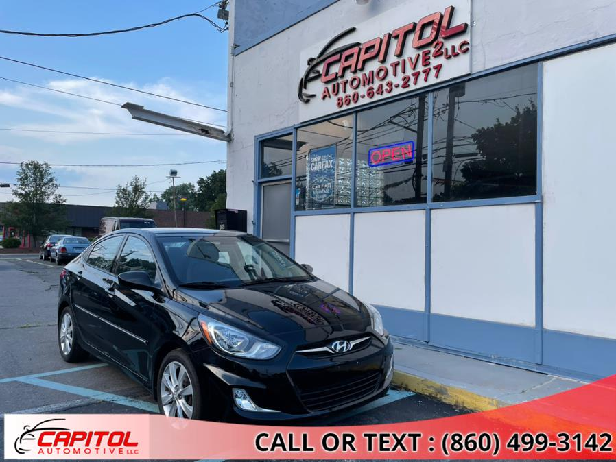 Used 2013 Hyundai Accent in Manchester, Connecticut | Capitol Automotive 2 LLC. Manchester, Connecticut