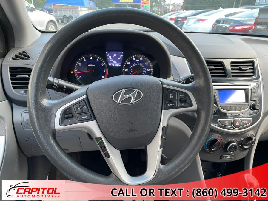 Used Hyundai Accent 4dr Sdn Auto GLS 2013 | Capitol Automotive 2 LLC. Manchester, Connecticut