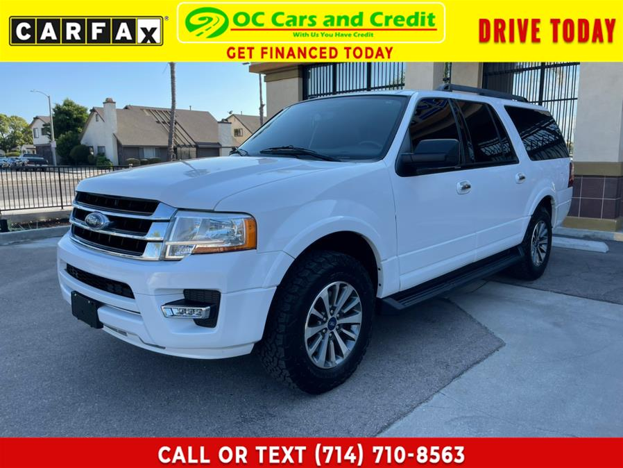 Used 2017 Ford Expedition EL in Garden Grove, California | OC Cars and Credit. Garden Grove, California