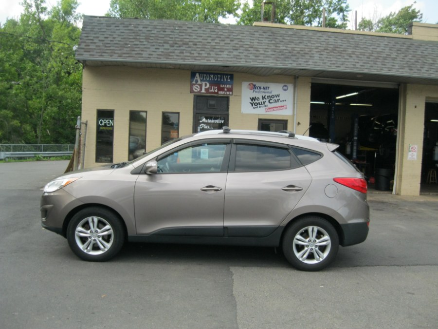 Used Hyundai Tucson AWD 4dr Auto GLS 2012 | Automotive Plus. Bristol, Connecticut