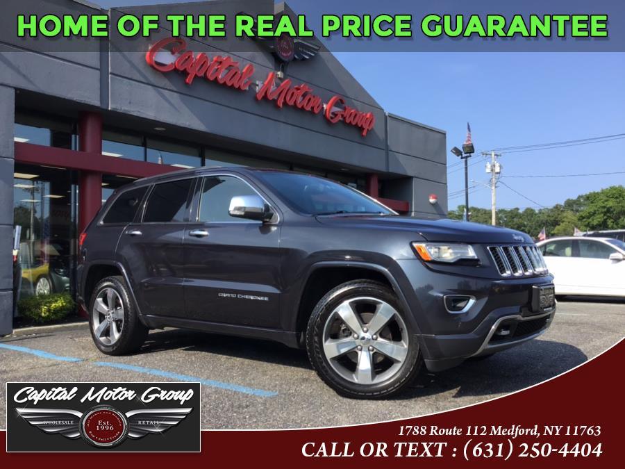Used 2015 Jeep Grand Cherokee in Medford, New York | Capital Motor Group Inc. Medford, New York