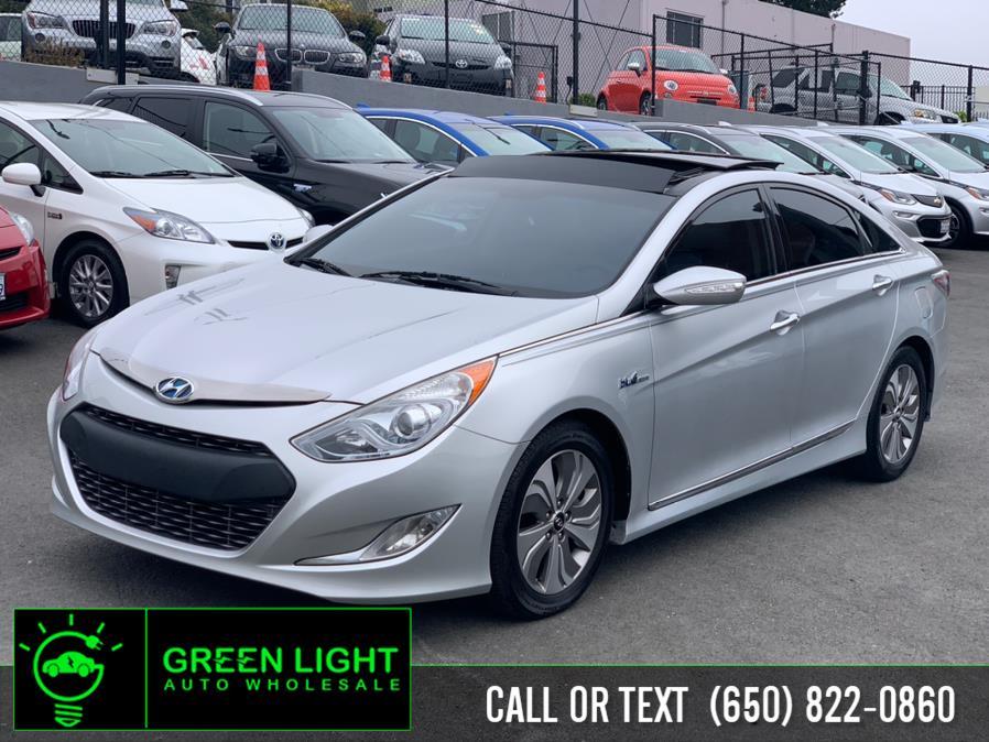 Used Hyundai Sonata Hybrid Limited 2013 | Green Light Auto Wholesale. Daly City, California