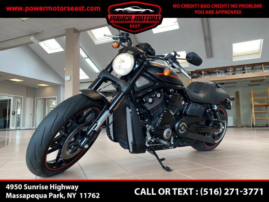 2012 Harley-Davidson V ROD Night Rod Special photo