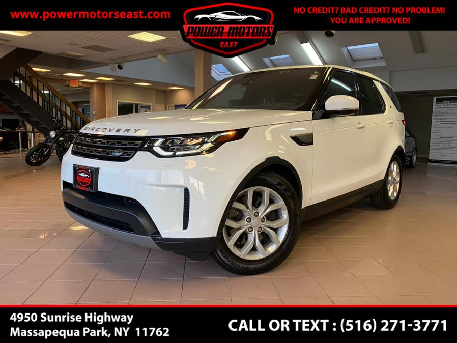 Used Land Rover Discovery HSE V6 Supercharged 2017   Power Motors East. Massapequa Park, New York