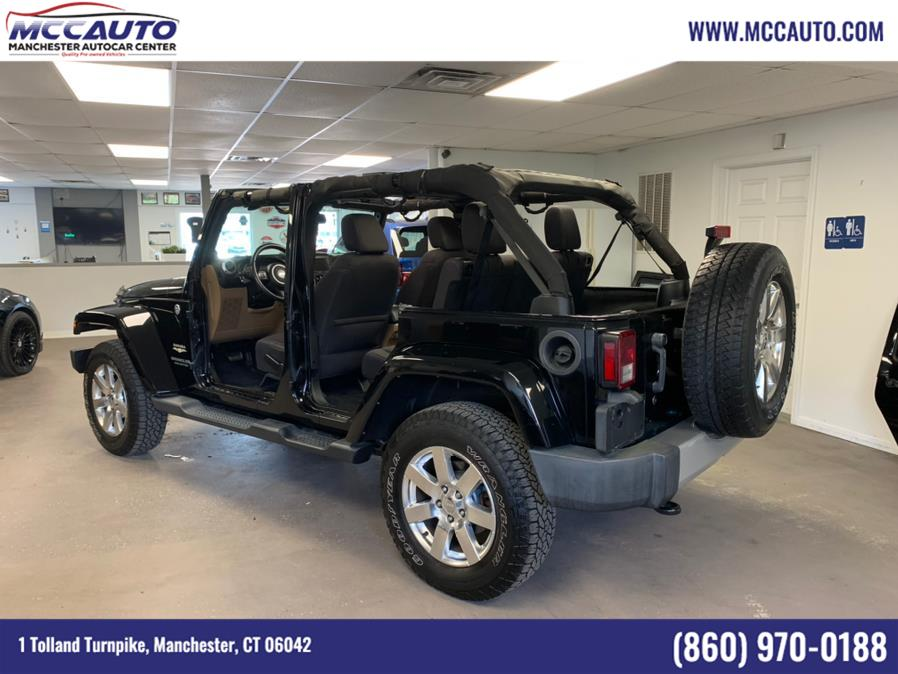 Used Jeep Wrangler Unlimited 4WD 4dr Sahara 2014   Manchester Autocar Center. Manchester, Connecticut